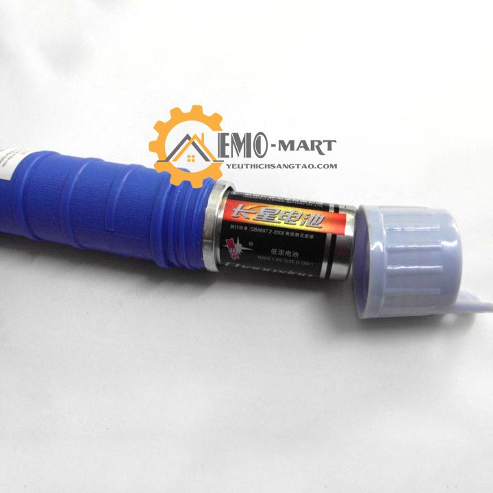 Phần lắp pin để dụng cụ được bơm hút tự động
