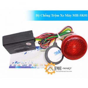 Bộ chống trộm thông minh cho xe máy MH-SK01